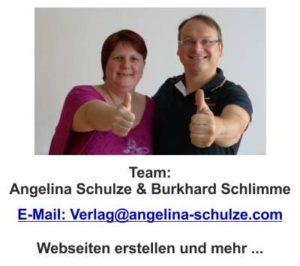 Team Angelina und Burkhard